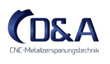 D&A CNC-Metallzerspanungstechnik Logo